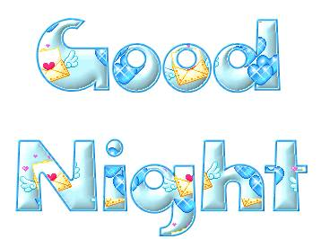 Good Night - CommentPhotos com - English Photo Comments