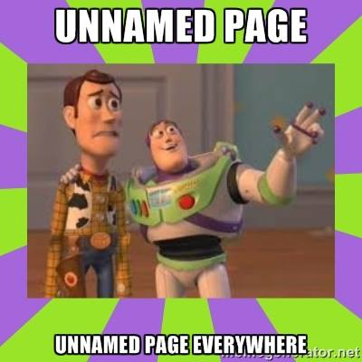 Unnamed Page - Unnamed Page Everywhere - Toy Story