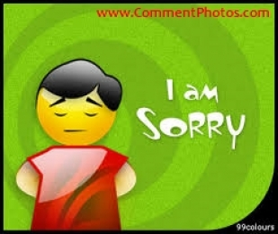 I am Sorry - Boy