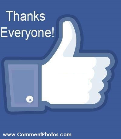 Thanks Everyone - Thumbs Up