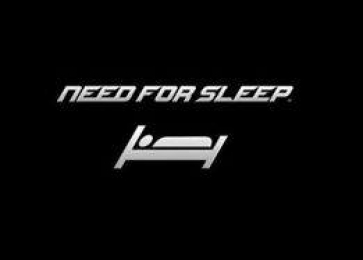 Need for Sleep - Need for Speed Logo
