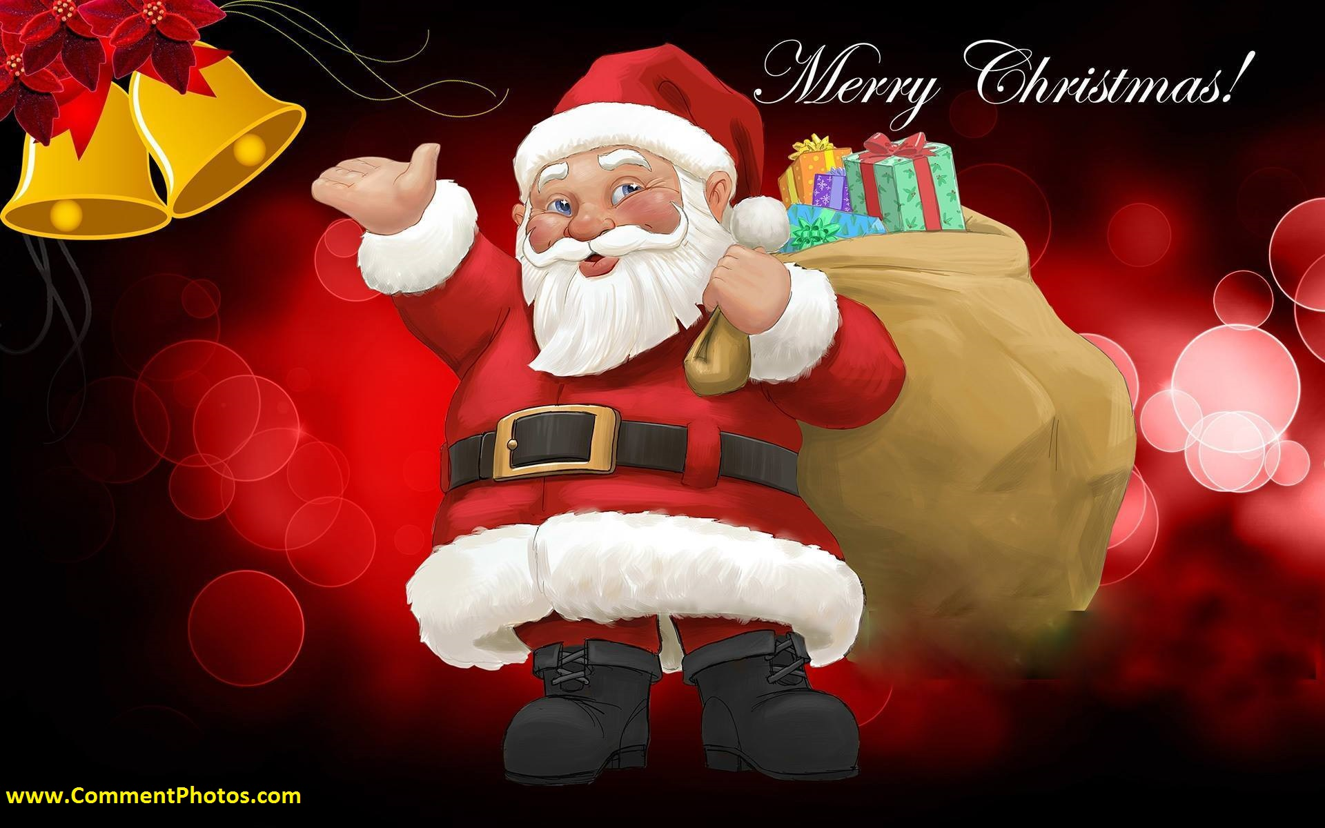 Merry Christmas - Santa Claus - CommentPhotos.com - English Photo ...