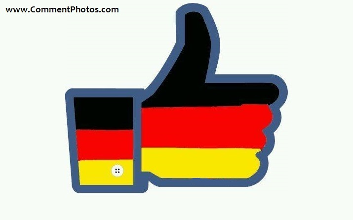 Like - German Flag