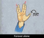 Me - Forever Alone