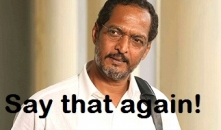 Say That Again - Nana Patekar