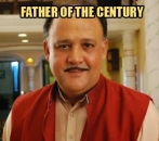 Father Of The Century - Alok Nath trolls