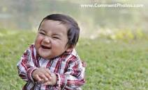 Evil Toddler - Funny Kid Laughing