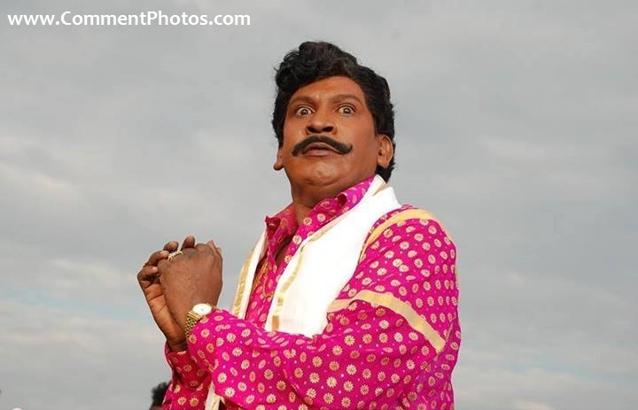 Vadivelu Funny Look and Reaction
