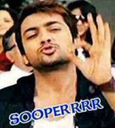 Surya Says Superrrr