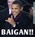 Baigan - Laughing Obama