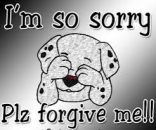 I am Sorry - Plz forgive me