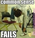 Common Sense Fails - Funny Guy