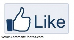 Facebook Like - Thumbs Up