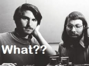 What - Steve Jobs and Alla Old Photo Picture