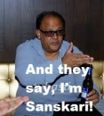 And They Say Im Sankari
