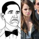 Thats nasty - Barack Obama close enough